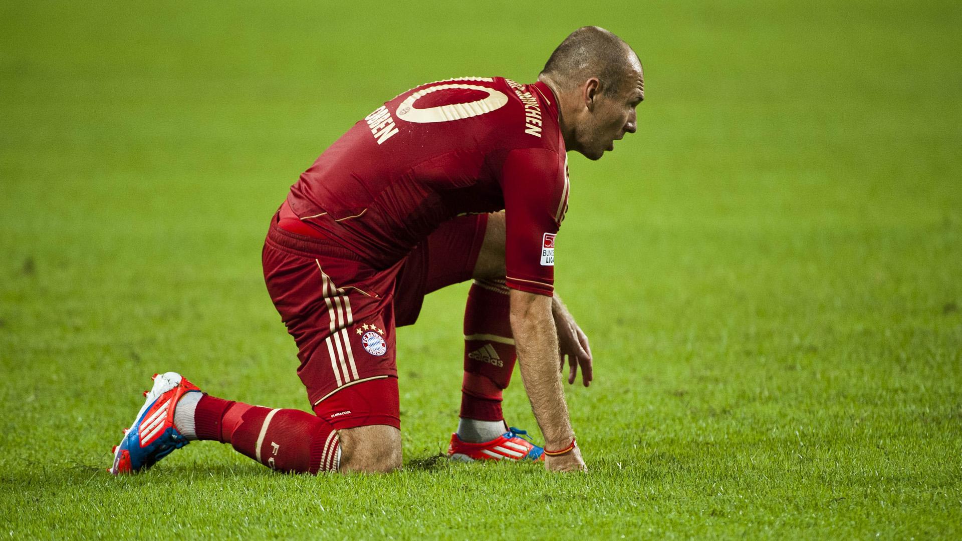 Calcio: sorpresa Robben, torna in campo col Groningen