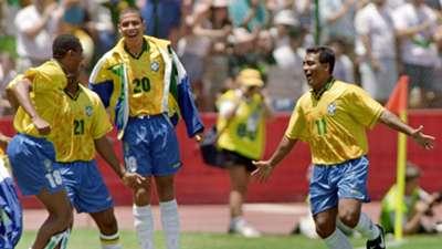Ronaldo Romario Copa do Mundo 1994 07 06 2019
