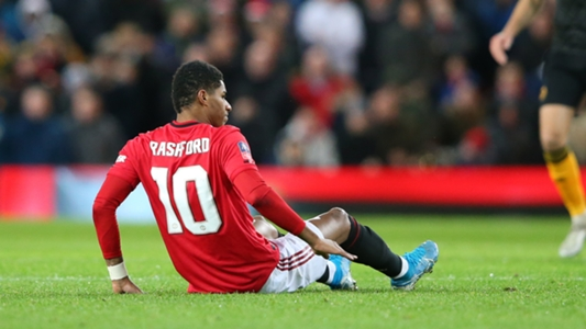 Solskjaer hopeful Rashford could face Liverpool after injury in Man Utd win