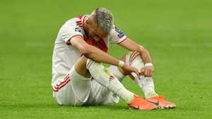 Hakim Ziyech Ajax Tottenham Champions League 2019