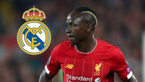 Sadio Mane Real Madrid GFX