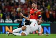 Dier tackles Ramos