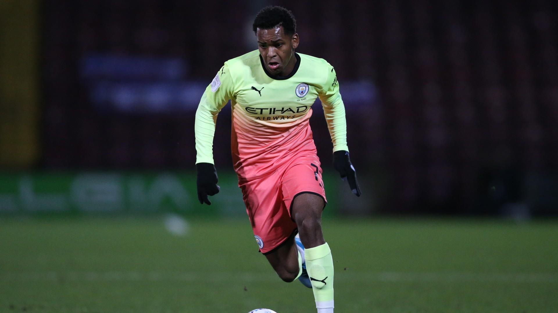 Manchester City winger Braaf joins Udinese on loan until end of season
