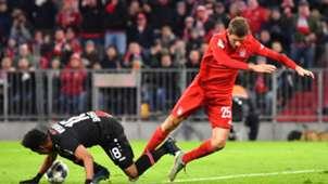 Müller Bayern Leverkusen
