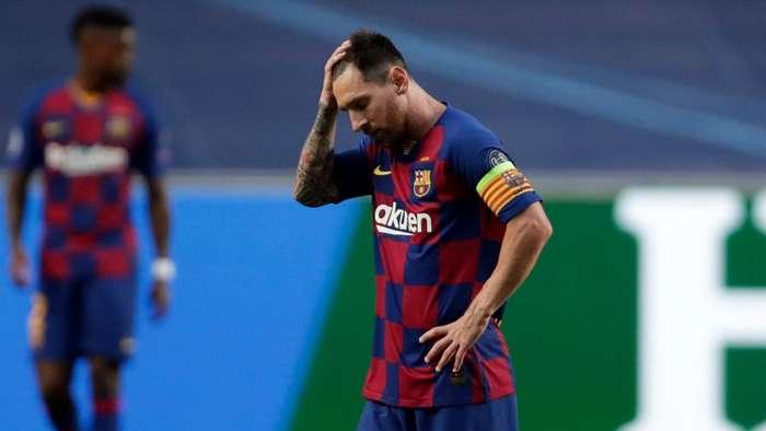 Messi Barcelona 2020