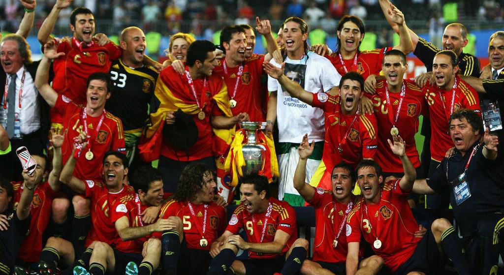 Tây Ban Nha 2008