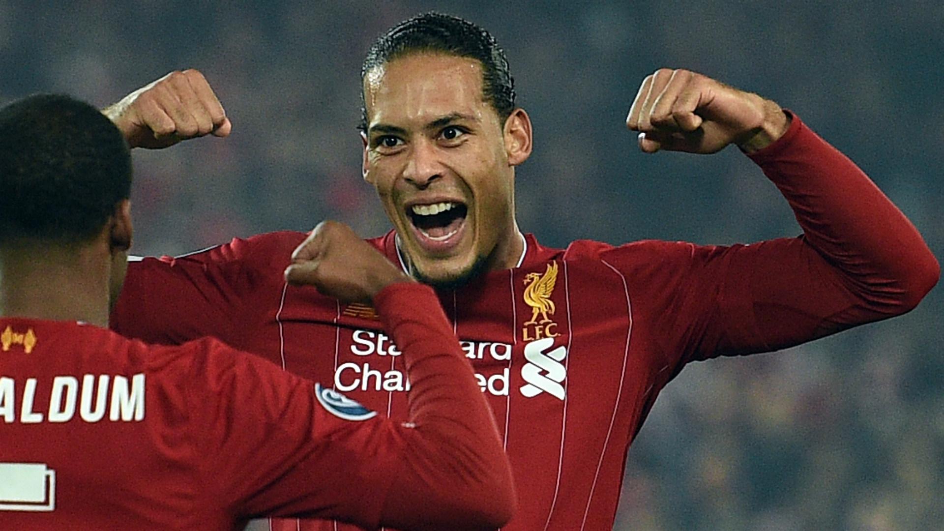 'Van Dijk is perfection & Premier League's best ever' – Liverpool star lauded by Arsenal Invincible