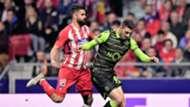 Diego Costa Cristiano Piccini Atletico de Madrid Sporting Portugal UEL 05042018