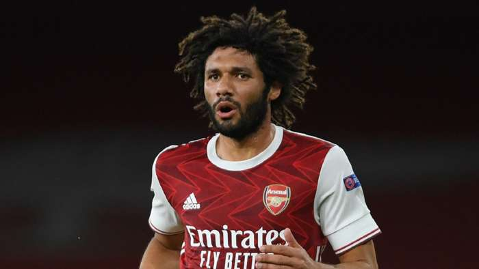 Mohamed Elneny Arsenal 2020-21