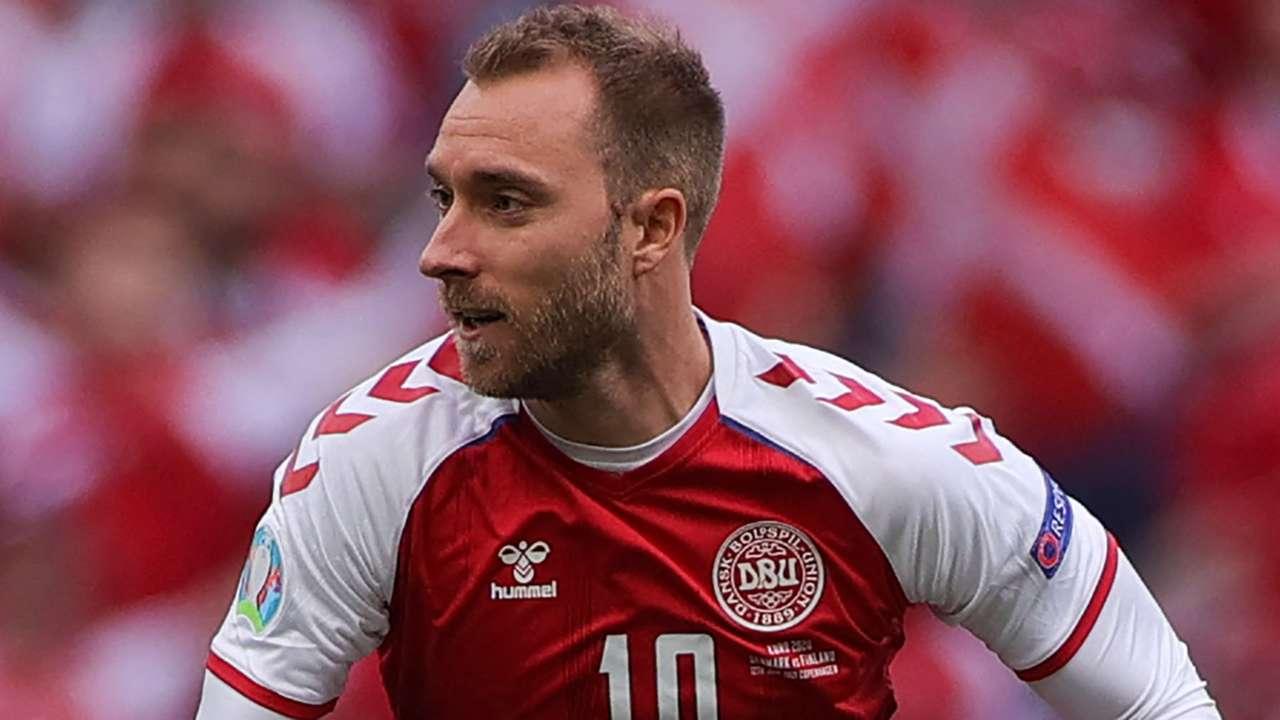 Christian Eriksen Denmark Euro 2020