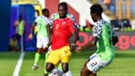Naby Keita, Ola Aina - Nigeria vs. Guinea