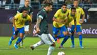 Lionel Messi Argentina Brazil Friendly 15112019