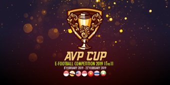 Cover 2 Virtual Pro AFF Cup 2019