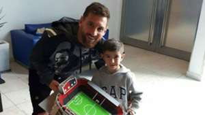 Lionel Messi Newell's