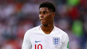 Marcus Rashford England 2018 World Cup