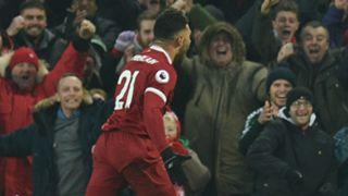 Alex Oxlade-Chamberlain Liverpool