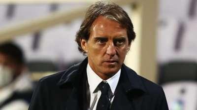 Roberto Mancini Italy Moldova