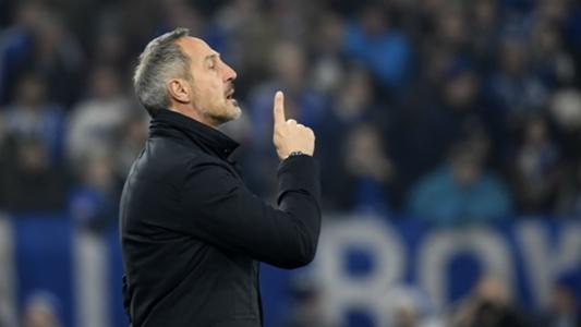 VIDEO: Eintracht Frankfurts Trainer Adi Hütter spricht über Horror-Foul an Mijat Gacinovic