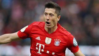 Robert Lewandowski Bayern 2019