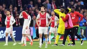 Daley Blind Ajax Tottenham Champions League