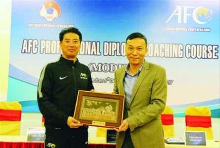 VFF giao nhiệm vụ gì cho GĐKT Yusuke Adachi? | Goal.com