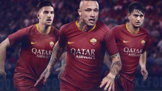 Roma home kit 2018-19