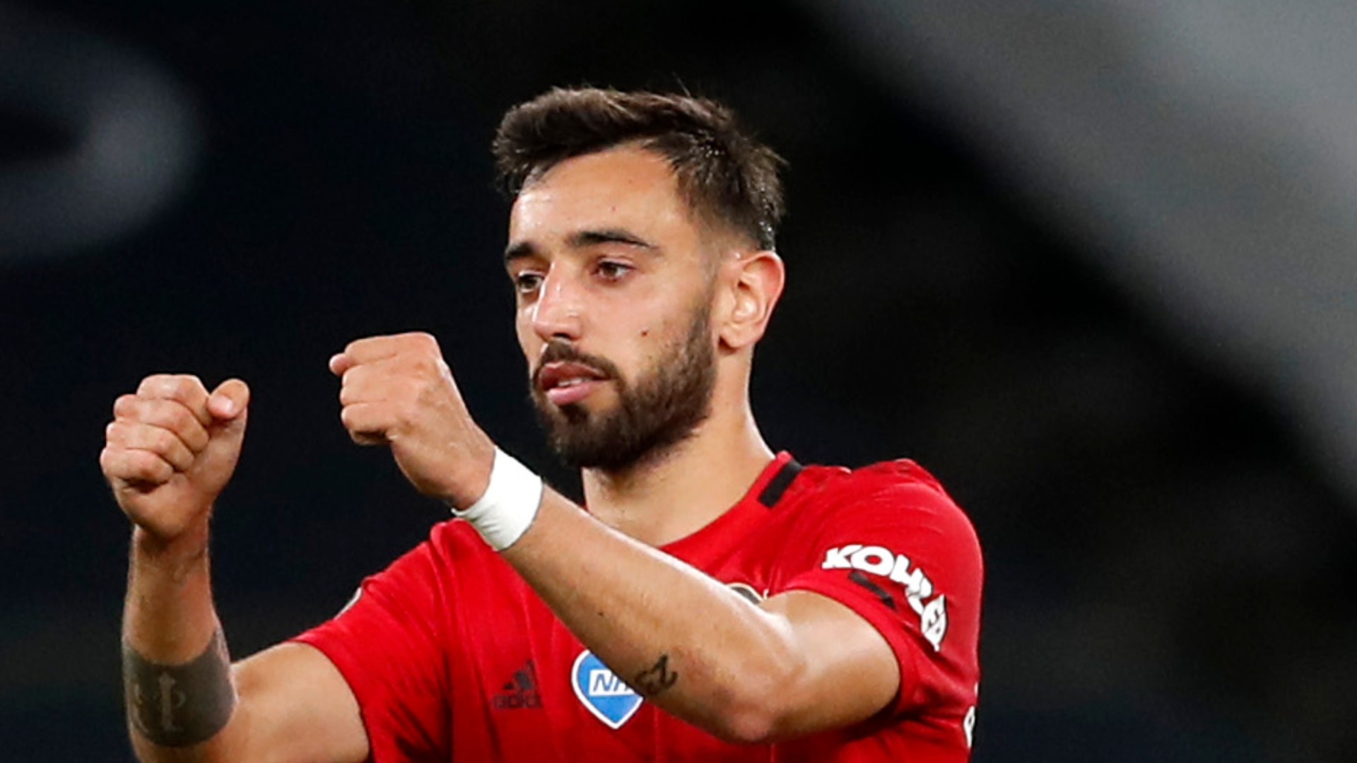 'VAR is here to help' – Fernandes plays down late penalty controversy in Man Utd draw