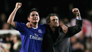 Lampard: Mourinho had 'a little go' after Chelsea's 4-0 defeat at Man Utd