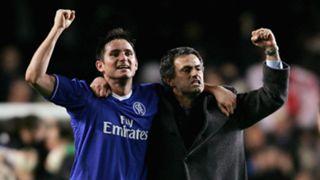 Frank Lampard Jose Mourinho Chelsea