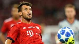 Juan Bernat Bayern München 08/2018
