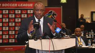 PSL Chairman Dr Irvin Khoza, March 2020