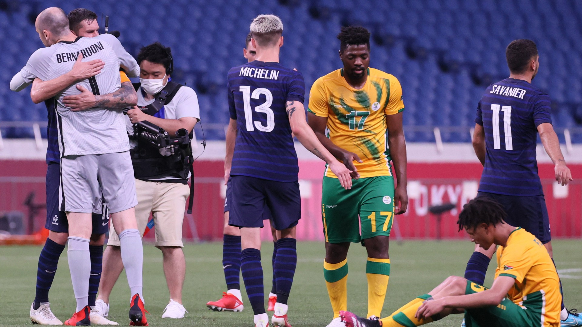 Olympics football: Poor substitutions and other talking points from South Africa's loss to France