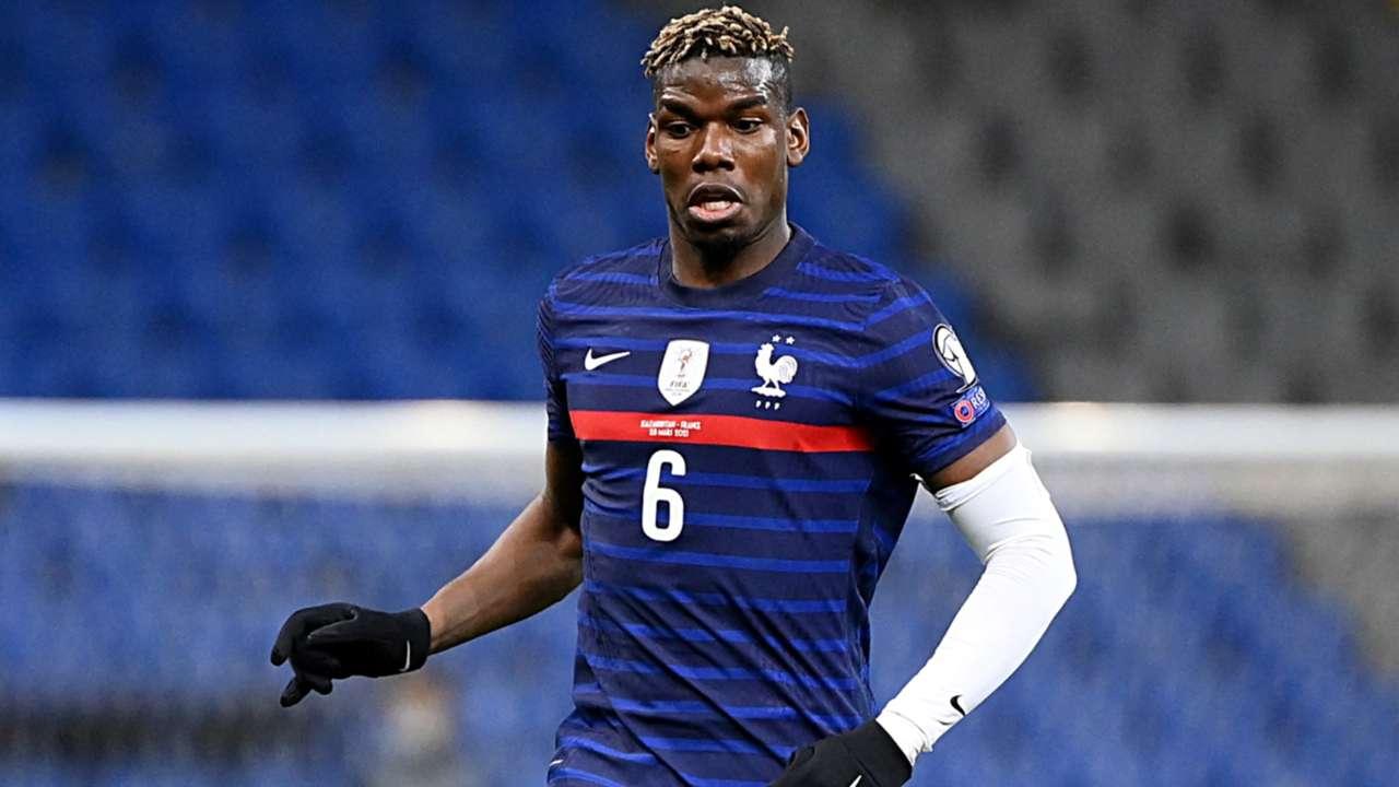 Paul Pogba 2020-21 France