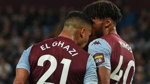 Anwar El Ghazi Tyrone Mings Aston Villa 09162019