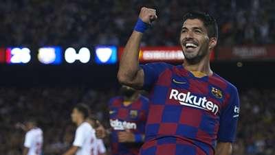 Luis Suarez Barcelona vs Sevilla 2019-20