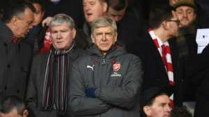 Arsene Wenger Arsenal Nottingham Forest