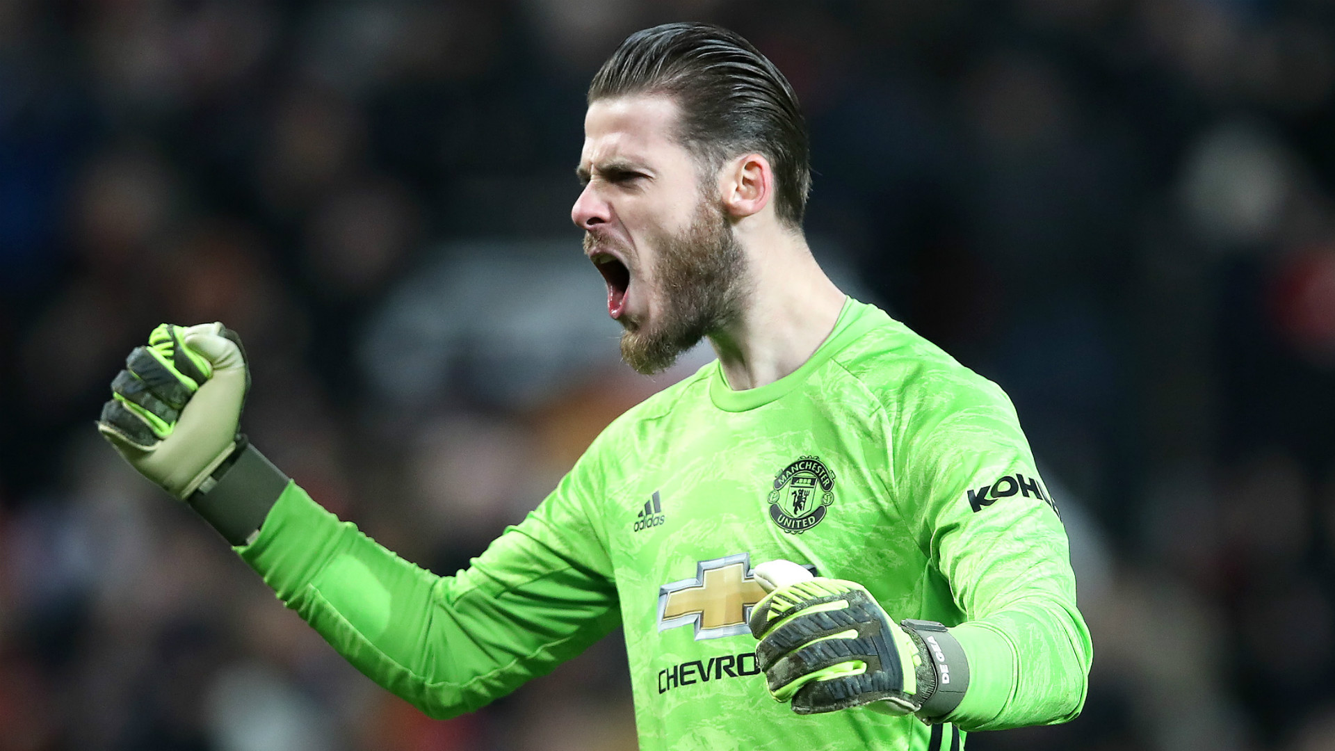 De Gea has been best goalkeeper in the world for a decade, says Manchester United manager Solskjaer