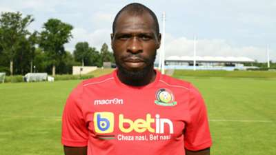 Joash Onyango of Gor Mahia and Harambee Stars.