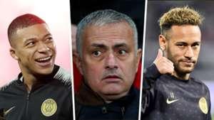 PSG Man Utd Champions League GFX