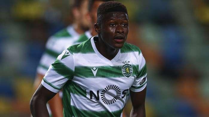 Nuno Mendes Sporting CP 2020-21
