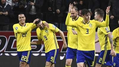 Sweden celebrate 2019