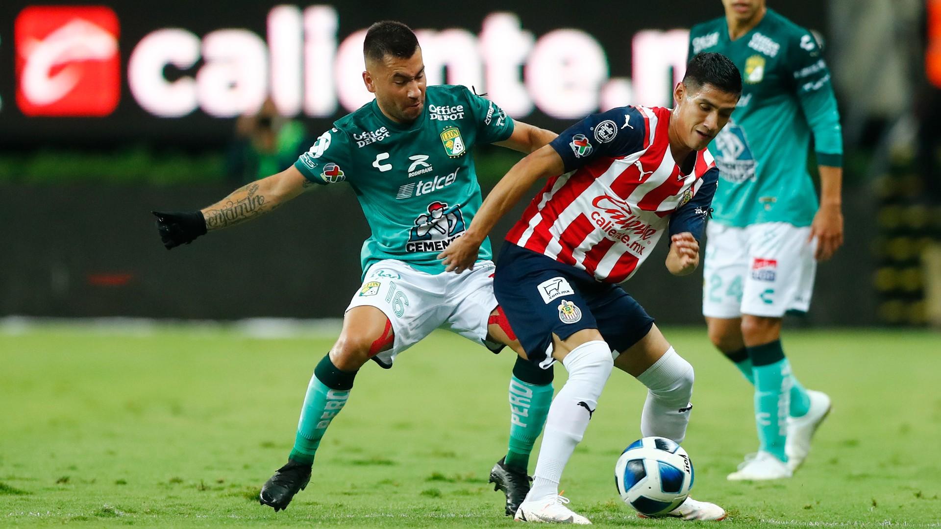Chivas 0-3 León en vivo por el Apertura 2021: partido, alineaciones y  suplentes | Goal.com