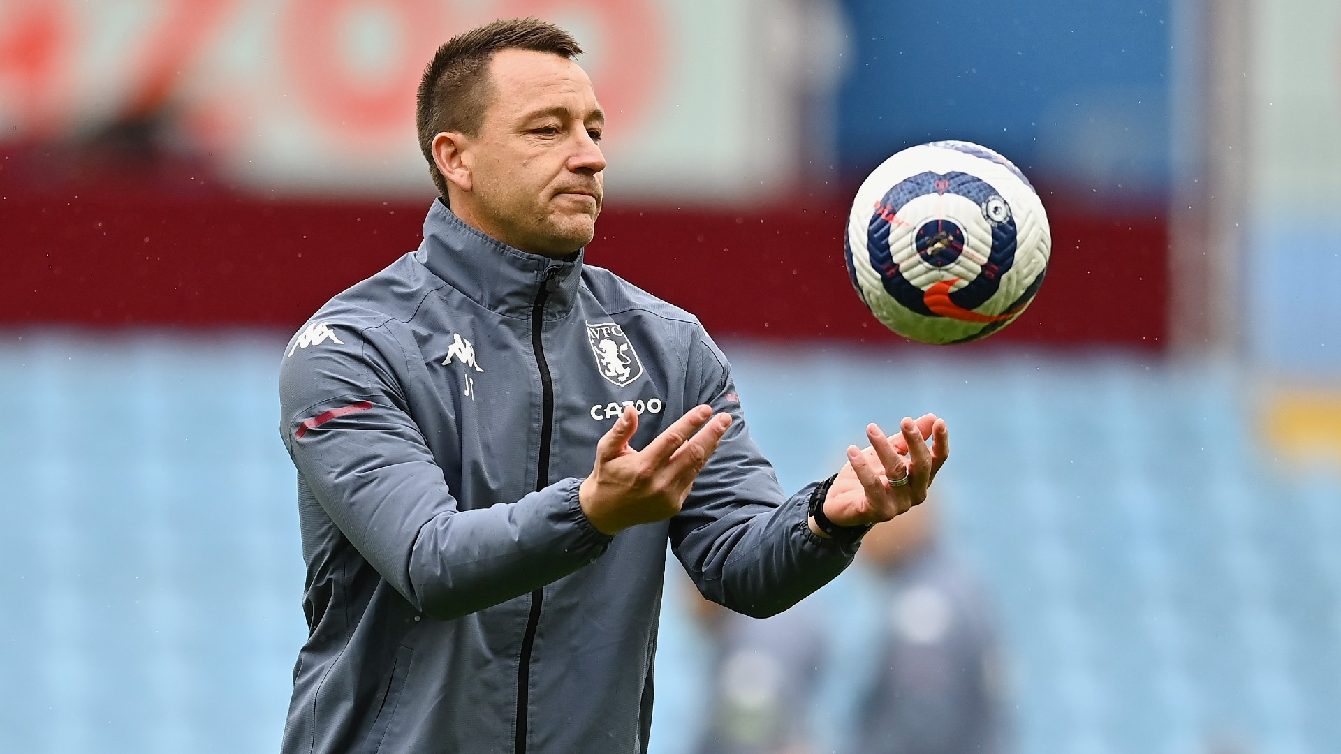 Ex-Chelsea and England defender Terry steps down from Aston Villa assistant manager role