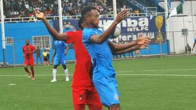 Enyimba-vs-TS Galaxy-Victor Mbaoma