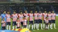 Junior de Barranquilla nómina 2019