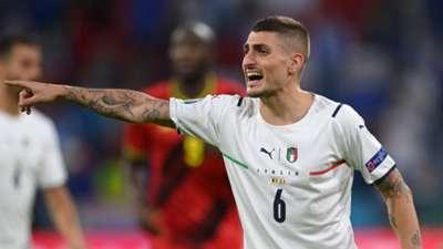 Marco Verratti Italia Euro 2020
