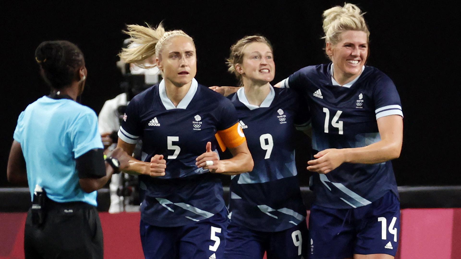 Tokyo 2020 Olympics women's football LIVE: Team GB seek quarter-final spot as USWNT look to bounce back