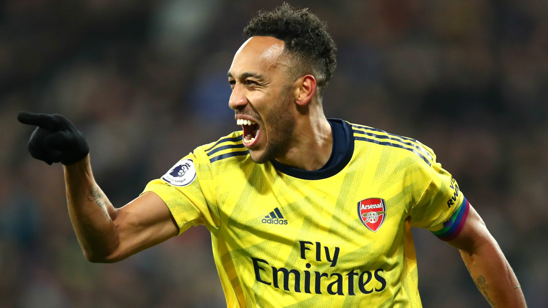 Aubameyang reveals Ljungberg's half-time talk which inspired Arsenal to West Ham victory