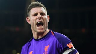 James Milner Liverpool 2018