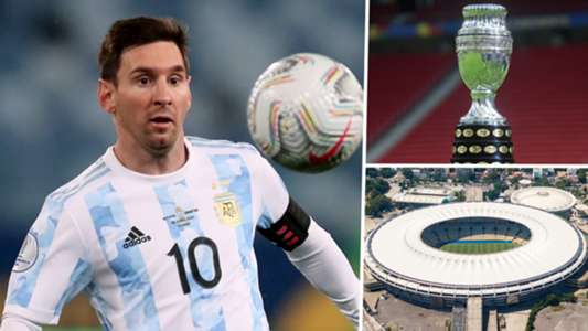 Copa America 2021 final: When it is, venue, TV channel, streaming & how many fans can attend | Goal.com